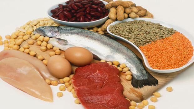 """Proteínas, los """"ladrillos"""" de nuestro cuerpo"""