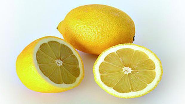 El limón, una fruta saludable