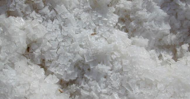 La sal, beneficiosa pero con moderación