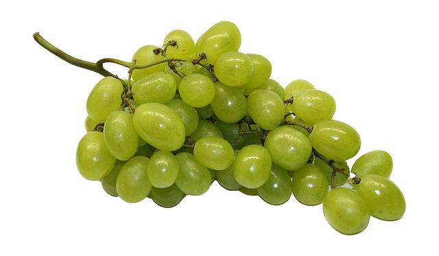La uva, fruta de otoño