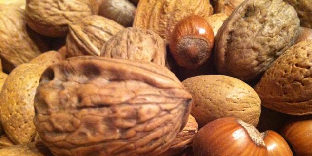 Mitos sobre los frutos secos