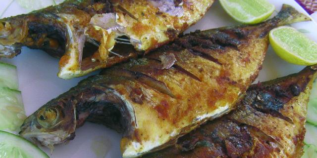 El pescado, es mejor consumirlo sin piel