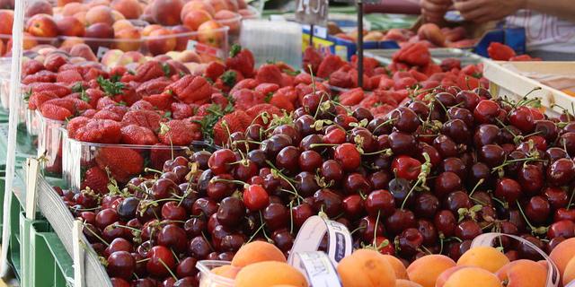 Alimentación saludable en primavera