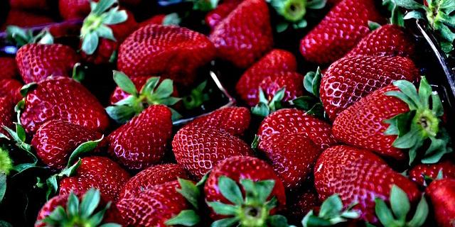 Poca fresa y mucho fresón