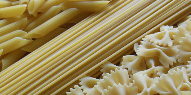 La pasta, un plato completo y sencillo de la dieta mediterránea