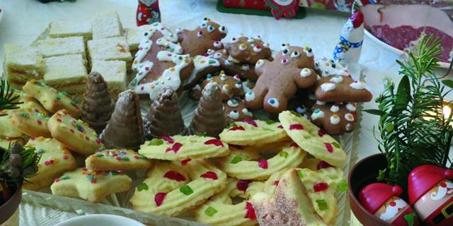 Niños: una Navidad sin empachos ni atracones