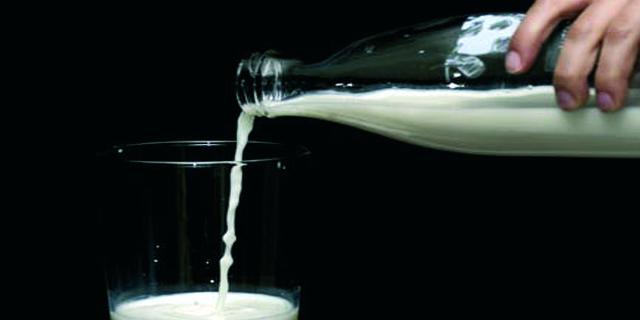 La leche, fuente de proteínas y vitaminas