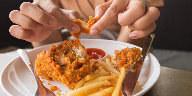 ¿Por qué hay que evitar los fritos?
