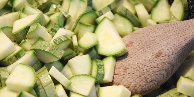 El calabacín, ligero, nutritivo y con pocas calorías