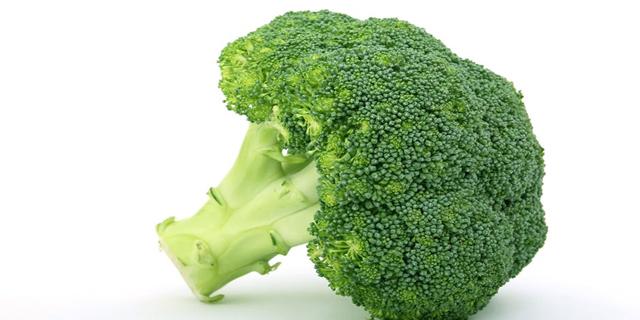 El brócoli
