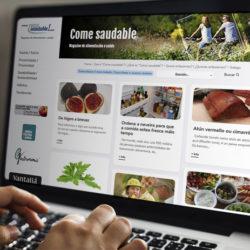 Come saudable, nuevo magazine de alimentación y salud para Galicia