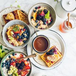 Estas son las nuevas tendencias en desayunos saludables
