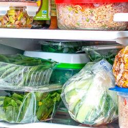 Cómo conservar mejor, y el mayor tiempo posible, producto fresco en casa