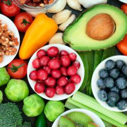 El alto consumo de frutas y verduras 'reduce el riesgo de diabetes tipo 2 en un 50 por ciento'